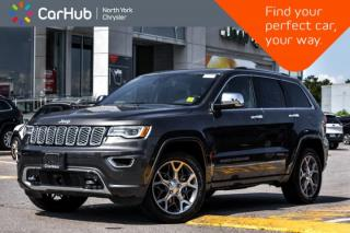 Used 2019 Jeep Grand Cherokee Overland|New Car|4x4|Jeep.Adv.Active.Safety,Trailer.Tow.Pkgs| for sale in Thornhill, ON