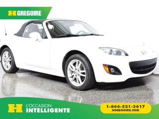 Used 2012 Mazda Miata MX-5 GX for sale in St-Léonard, QC