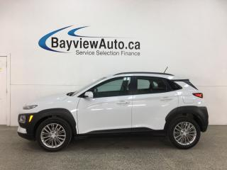 Used 2018 Hyundai KONA 2.0L Preferred - HEATED SEATS! BLINDSPOT ALERT! & MUCH MORE! for sale in Belleville, ON