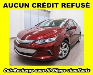Used 2017 Chevrolet Volt Premier Recharge for sale in St-Jérôme, QC