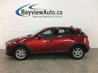 Used 2019 Mazda CX-3 GS - AWD! ROOF! LTHR TRIM! ALLOYS! REV CAM! + MORE! for sale in Belleville, ON