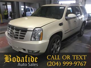 Used 2011 Cadillac Escalade for sale in Headingley, MB