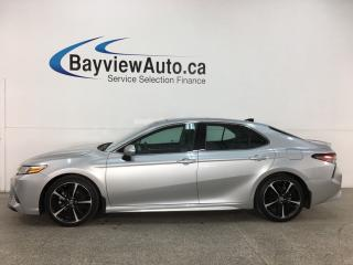 Used 2018 Toyota Camry XSE -  ONLY 100KMS! HTD LEATHER! PANOROOF! for sale in Belleville, ON