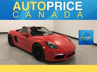 Used 2017 Porsche Boxster 718 for sale in Mississauga, ON