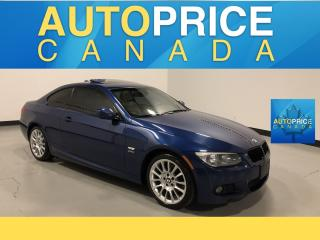 Used 2012 BMW 328 i xDrive M-SPORT PKG|NAVIGATION|MOONROOF for sale in Mississauga, ON