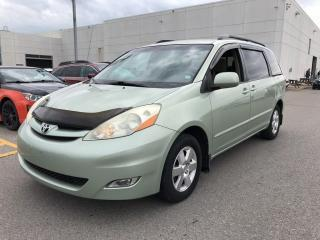 Used 2006 Toyota Sienna CE 7 PASSENGER for sale in Brampton, ON