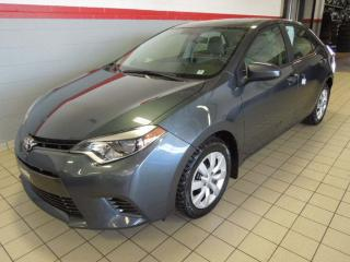 Used 2016 Toyota Corolla Le/aut/a/c/siege Ch for sale in Terrebonne, QC