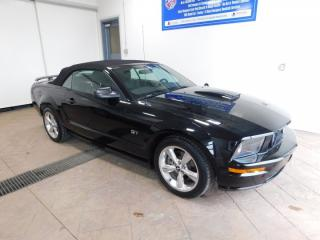 Used 2008 Ford Mustang GT LEATHER for sale in Listowel, ON