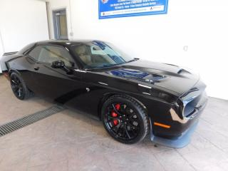 Used 2016 Dodge Challenger SRT Hellcat LEATHER NAVI SUNROOF for sale in Listowel, ON