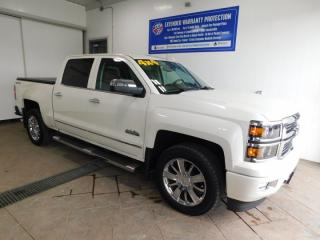 Used 2015 Chevrolet Silverado 1500 High Country LEATHER SUNROOF for sale in Listowel, ON