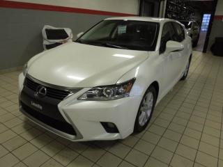 Used 2016 Lexus CT 200h Cuir/siégé Ch for sale in Terrebonne, QC