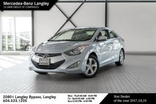 Used 2013 Hyundai Elantra Coupe GLS at for sale in Langley, BC
