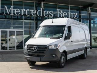 New 2019 Mercedes-Benz Sprinter 3500XD 170 Ext for sale in Calgary, AB