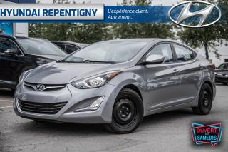 Used 2016 Hyundai Elantra Sport T.ouvrant for sale in Repentigny, QC
