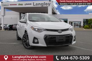 Used 2015 Toyota Corolla CE *LOADED* for sale in Surrey, BC