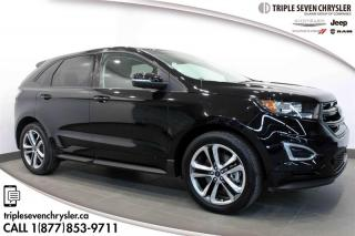 Used 2016 Ford Edge Sport POWER LIFTGATE - PANO ROOF for sale in Regina, SK