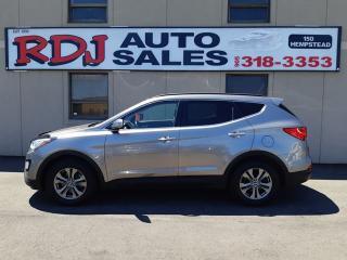 Used 2014 Hyundai Santa Fe Luxury for sale in Hamilton, ON