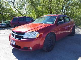 Used 2008 Dodge Avenger SXT certified for sale in Oshawa, ON