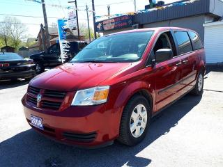 Used 2008 Dodge Grand Caravan SE,Certified,Stow n go! for sale in Oshawa, ON