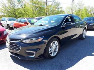 Used 2016 Chevrolet Malibu LT Certified for sale in Oshawa, ON