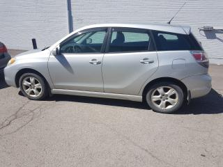 Used 2006 Toyota Matrix XR for sale in North York, ON