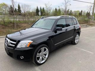 Used 2011 Mercedes-Benz GLK350 for sale in St-Eustache, QC