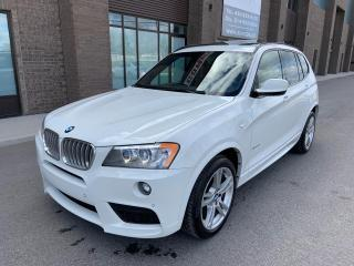 Used 2011 BMW X3 35i M SPORT for sale in St-Eustache, QC