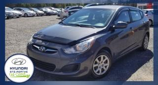 Used 2012 Hyundai Accent Voiture à hayon, 5 portes, boîte automat for sale in Val-David, QC