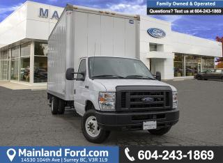 Used 2018 Ford E450 Cutaway ACCIDENT FREE, BC LOCAL for sale in Surrey, BC