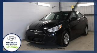 Used 2016 Hyundai Accent Berline 4 portes, boîte automatique, GL for sale in Val-David, QC