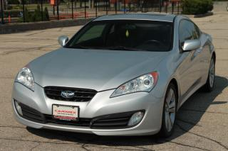 Used 2010 Hyundai Genesis Coupe 2.0T Premium Leather | Sunroof | CERTIFIED for sale in Waterloo, ON