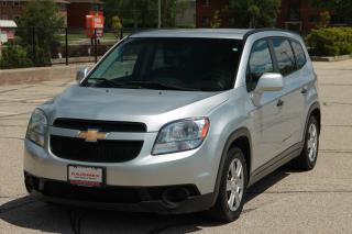 Used 2012 Chevrolet Orlando LS 7 Passenger | CERTIFIED for sale in Waterloo, ON