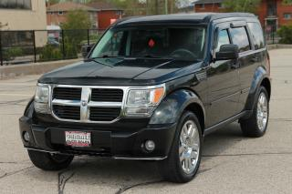 Used 2008 Dodge Nitro SE/SXT 4x4 | Sunroof | CERTIFIED for sale in Waterloo, ON