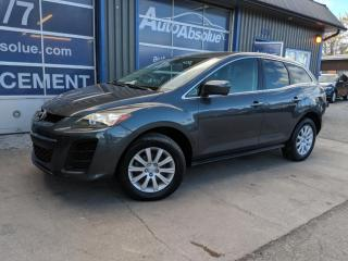Used 2011 Mazda CX-7 Gx + Mag + Cruise for sale in Boisbriand, QC