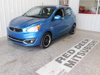 Used 2018 Mitsubishi Mirage ES for sale in Red Deer, AB