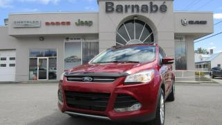 Used 2013 Ford Escape SEL 4RM + SIÈGES CHAUFFANTS + DÉMARREUR for sale in Napierville, QC