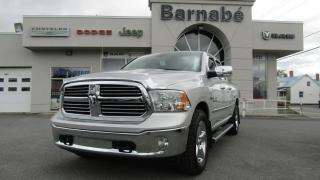Used 2014 RAM 1500 BIG HORN QUAD CAB SIÈGES CHAUFFANTS + DÉ for sale in Napierville, QC
