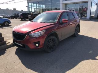 Used 2015 Mazda CX-5 GS don't pay for 6 months on now for sale in Red Deer, AB