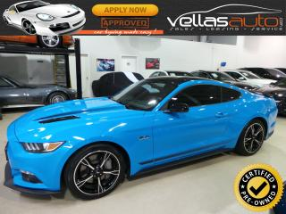 Used 2017 Ford Mustang GT Premium GT COUPE| CALIFORNIA EDITION for sale in Vaughan, ON