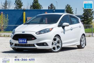Used 2014 Ford Fiesta ST 1 OWNER RECARO SUNROOF CERTIFIED SERVICED CLEAN for sale in Bolton, ON