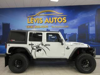 Used 2012 Jeep Wrangler Rubicon Awd for sale in Lévis, QC