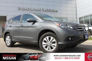 Used 2013 Honda CR-V EX for sale in Toronto, ON