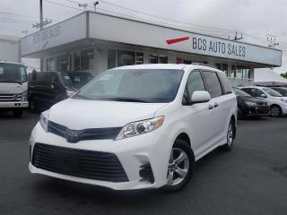 Used 2017 Toyota Sienna Low Mileage, Bluetooth, Super Clean for sale in Vancouver, BC