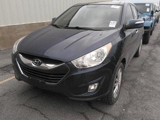 Used 2010 Hyundai Tucson LIMITED  AWD for sale in Waterloo, ON