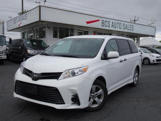 Used 2018 Toyota Sienna - for sale in Vancouver, BC