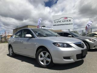 Used 2008 Mazda MAZDA3 GS,GS for sale in Ottawa, ON