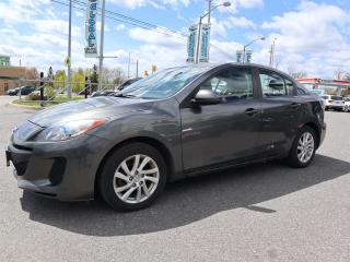 Used 2012 Mazda MAZDA3 GS-SKY AUTO ALLOY WHEELS  HEATED SEASTS . for sale in Ottawa, ON