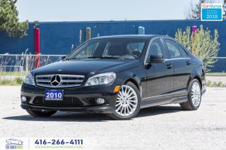 Used 2010 Mercedes-Benz C-Class C250 4MATIC CERTIFIED BENZ SERVICED 52K SPOTLESS for sale in Bolton, ON