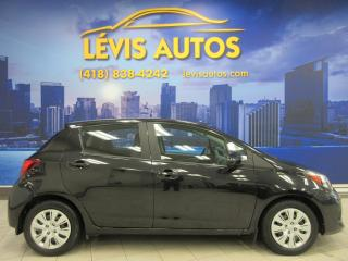 Used 2016 Toyota Yaris LE A/C for sale in Lévis, QC