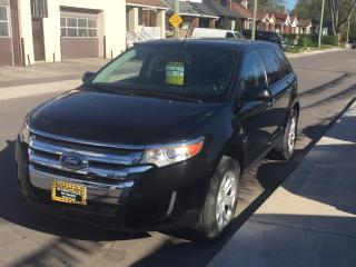 Used 2011 Ford Edge 4DR Sel AWD for sale in Scarborough, ON